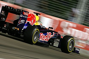 Red Bull set for new flexible floor saga