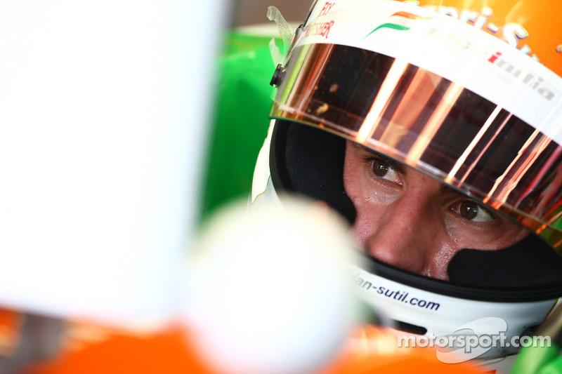 Force India Japanese GP - Suzuka qualifying report