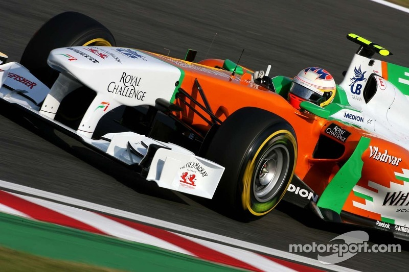 Force India Japanese GP - Suzuka qualifying report