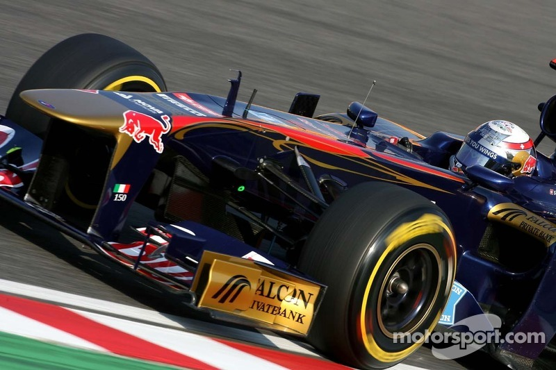Toro Rosso Japanese GP - Suzuka race report