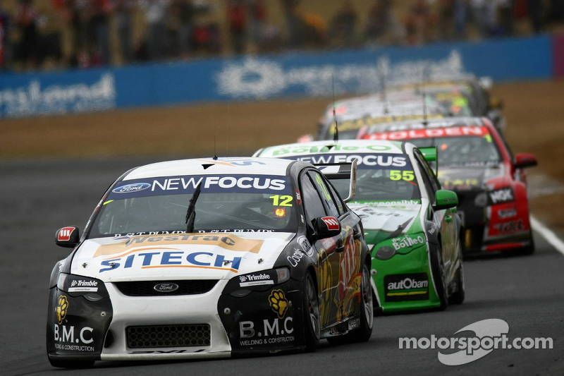 Triple F Racing Bathurst 1000 race report