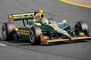 IndyCar KV Racing – Lotus Las Vegas qualifying report
