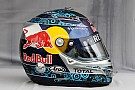 Vettel gifts China GP helmet to Barrichello