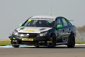BTCC Triple 8 Silverstone qualifying report