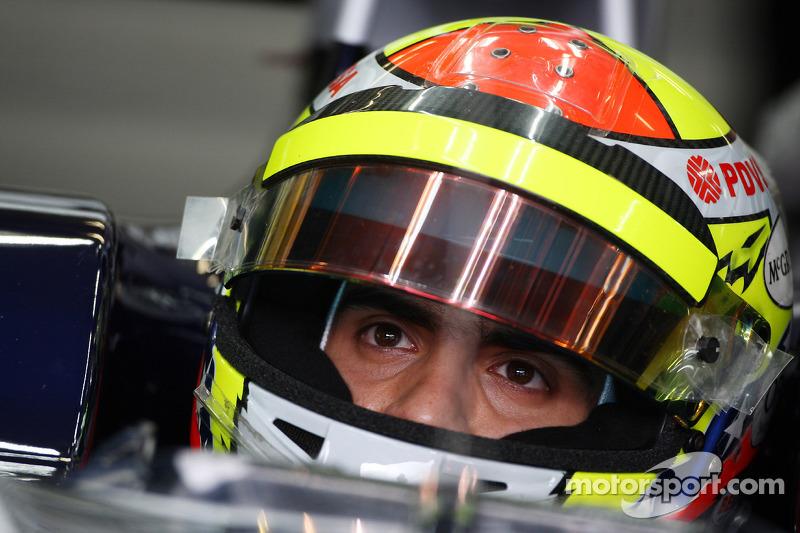 Williams Korean GP - Yeongam race report