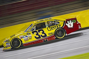 Richard Childress Racing Charlotte 500 race report