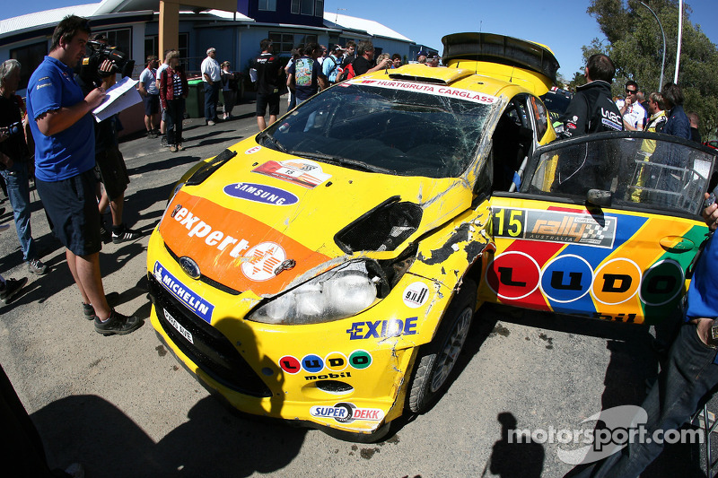 Stobart M-Sport set for Rally de España
