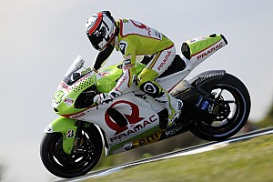 Pramac Racing Malaysian GP Friday practice report
