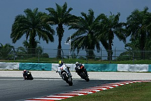 Cardion AB Malaysian GP qualifying report