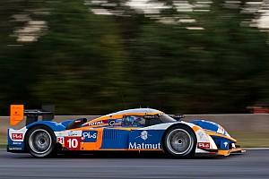Team ORECA-Matmut Petit Le Mans Road Atlanta report
