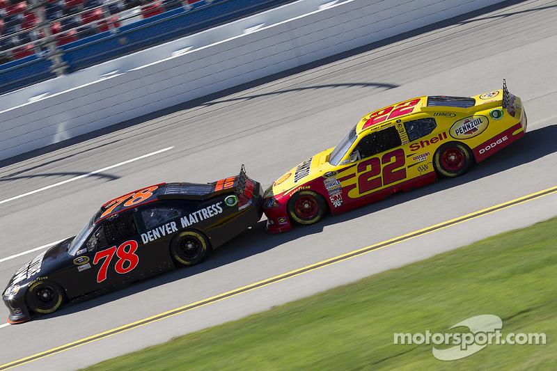 Regan Smith Talladega II race report