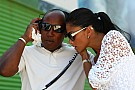 Hamilton on right track with girlfriend split - father