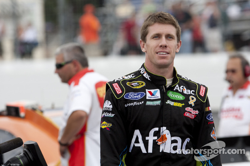 Weekly series teleconference: Carl Edwards