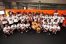 Repsol Honda to finish strong season at Valencian GP