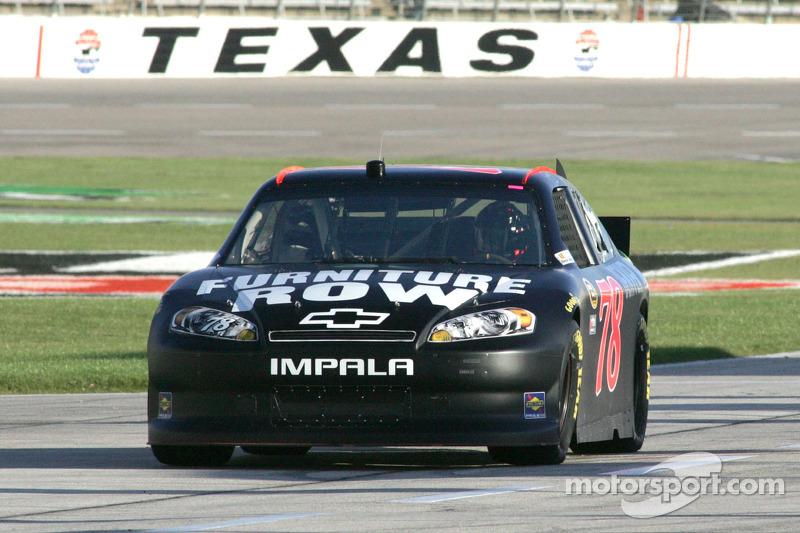 Regan Smith Texas II race report