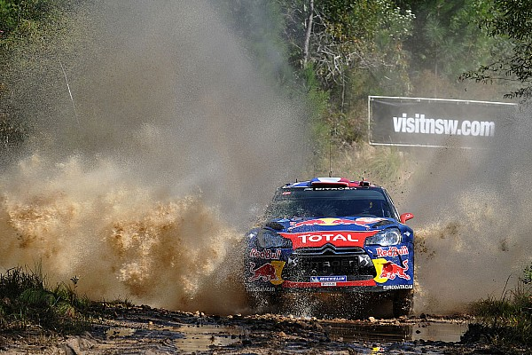 Loeb seeks record eighth championship at Wales Rally GB