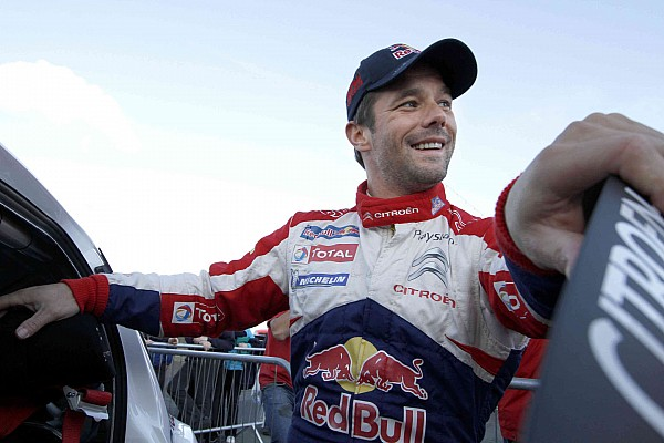 Loeb clinches his eighth title, holds Wales Rally GB lead