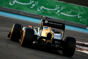 Formula 1 Team Lotus Abu Dhabi GP qualifying report