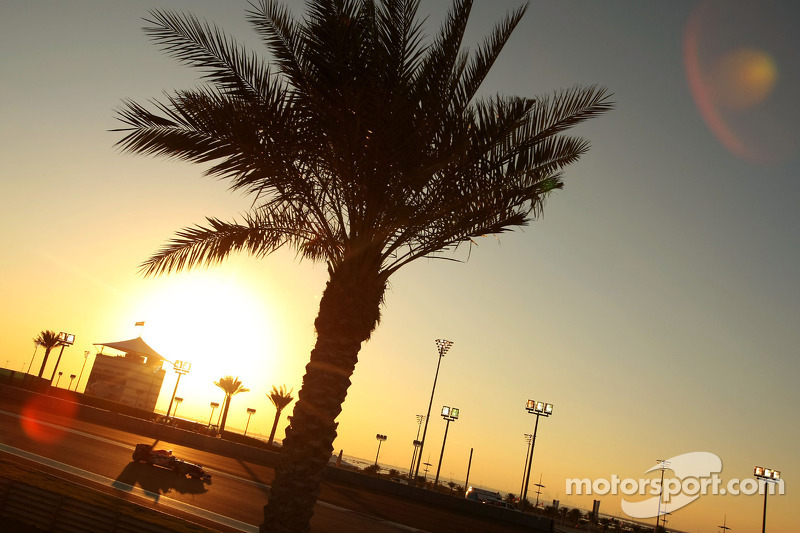 Renault Sport Abu Dhabi GP race report