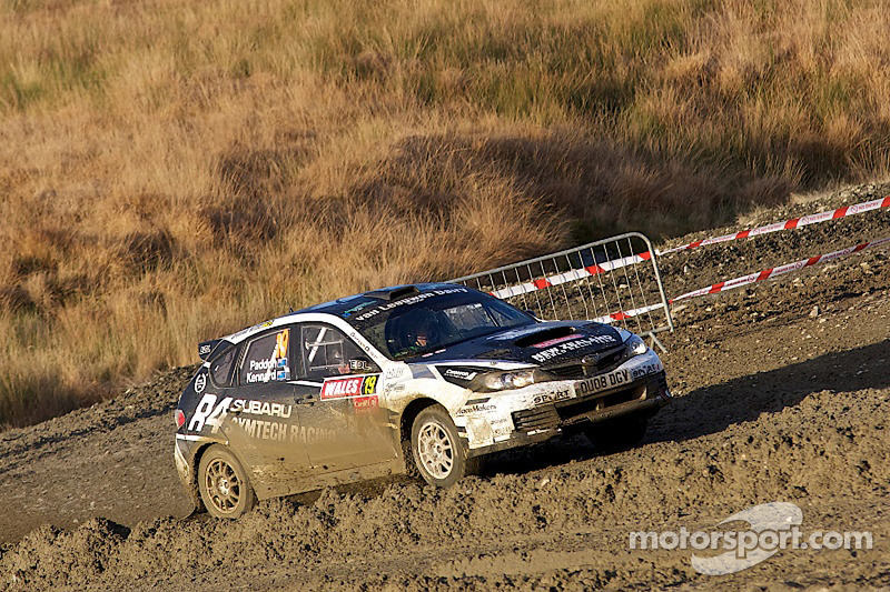 Hayden Paddon Wales Rally GB final leg summary