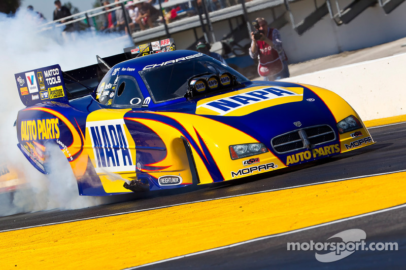 Ron Capps Pomona II final report