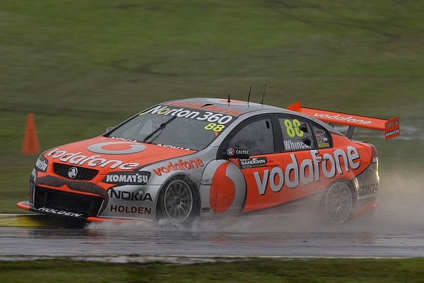 TeamVodafone earns series teams title in Sandown race 1