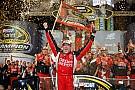 SHR celebrates Tony Stewart's third championship