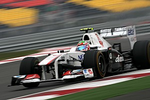 Sauber needs to score championship points during Brazilian GP
