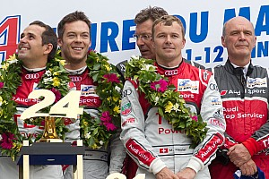 Le Mans ACO lists 2012 automatic invitations for 24H race
