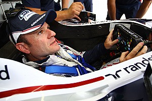 Barrichello happy to settle for small retainer
