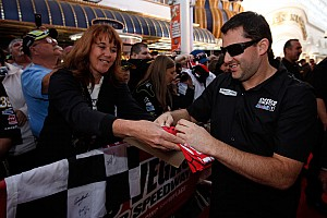NASCAR Sprint Cup Champion's Week, Las Vegas, day three notes