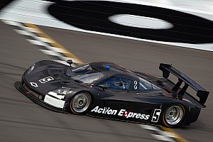 Darren Law Daytona December test notes