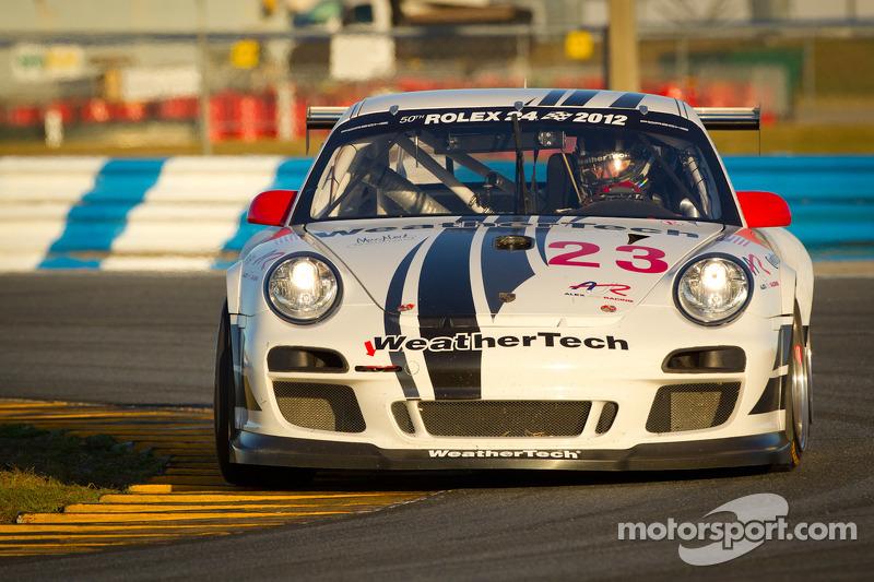 Alex Job Racing announces 2012 Daytona 24H plans