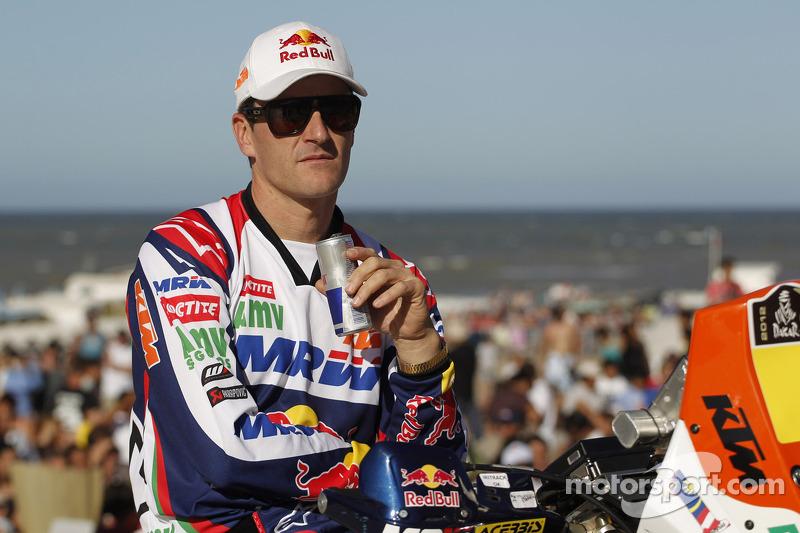MWR KTM team stage 1 report