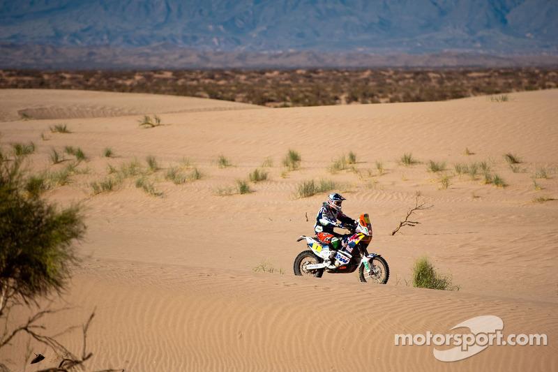 MRW KTM stage 5 report