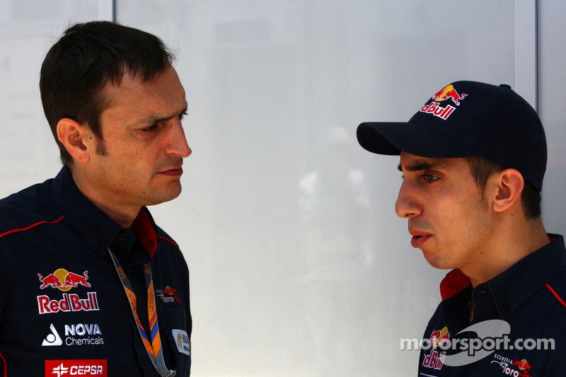 Red Bull reserve Buemi 'not a winner' - Marko