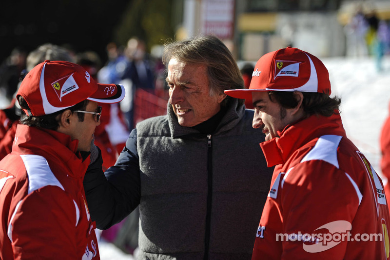 "Montezemolo at Wrooom: ""Not a pretty car? It can look lousy if it's quick!"""