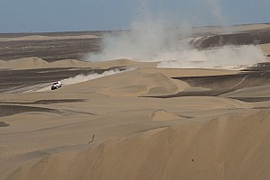 Dakar Toyota stage 13 report