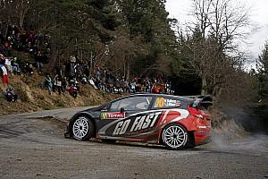 WRC Go Fast Monte Carlo Rally leg 3 summary