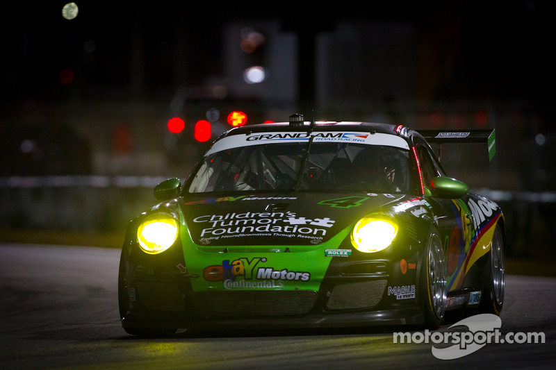 Magnus Racing4Research Daytona 24H qualifying report