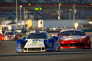Series Daytona 24H hour 19 report