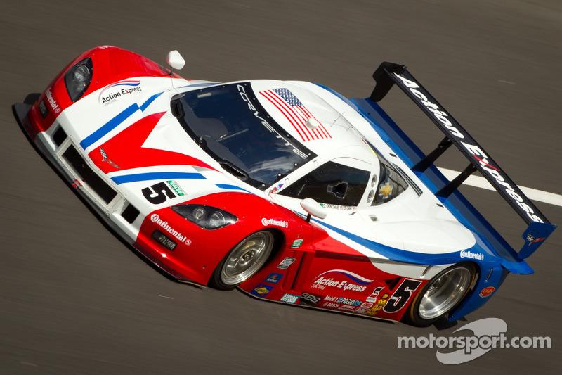 Chevrolet Racing Daytona24H race report