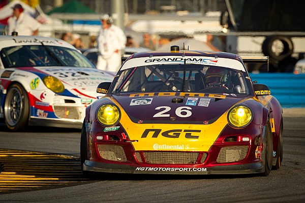 MOMO NGT finishes the Daytona 24H