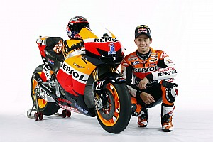MotoGP Honda ready for 1000cc Era