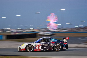 ALMS Paul Miller Racing Daytona 24H race report