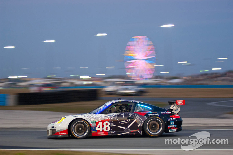 Paul Miller Racing Daytona 24H race report