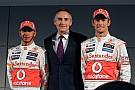 Boss admits launch McLaren had 'plastic' exhausts