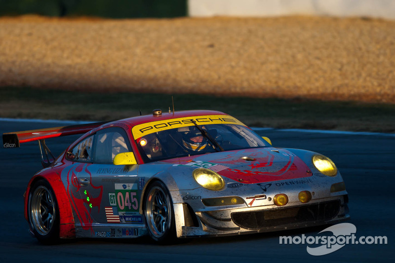 Flying Lizard Motorsports announces Sebring driver lineup