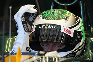 Formula 1 Kovalainen not keen on Caterham's practice plans
