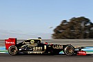 Jerez paddock impressed with 2012 Lotus car